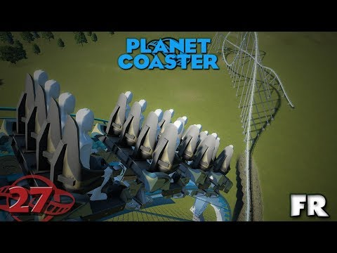 Planet Coaster / Let's Play - Episode 27 | Shambhala - FR
