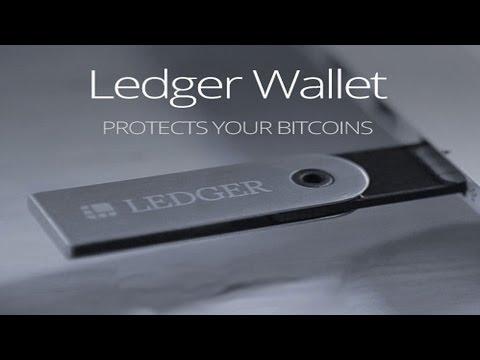 Bitcoin secure wallet - Ledger wallet