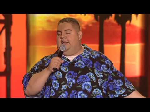 """Latino TV, Soda & Cake"" - Gabriel Iglesias- (From Hot & Fluffy comedy s..."