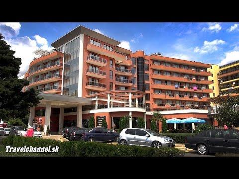 Hotel Vigo**** Nessebar - Bulharsko (Travel Channel Slovakia)