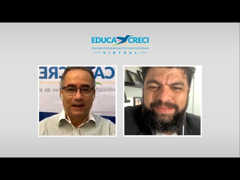 Educacreci Virtual – Vinnie de Oliveira | Transformações no mercado durante e a pós crise do Covid-19