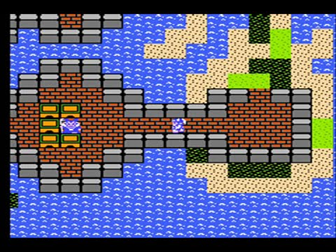Dragon Warrior Nes Full Playthrough Youtube