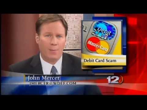Chattanooga, North GA - Local Debit Card Scam