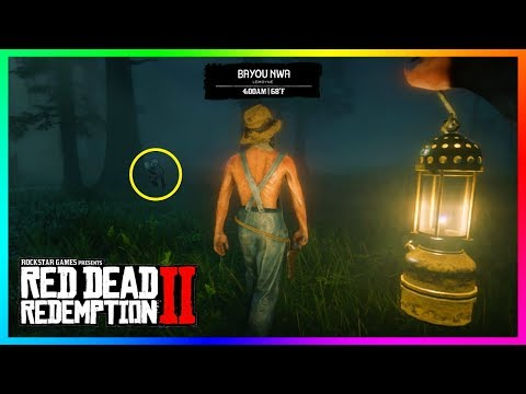 DO NOT Go To The Swamp At 4:00AM In Red Dead Redemption 2 Or Else This Will Happen To You! (RDR2)