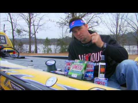 G-Man Talks About Vicious Fishing Line Diameter