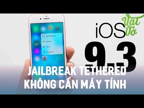 Vật Vờ| Hướng dẫn Jailbreak iOS 9.2 - 9.3.3 dễ nhất không cần máy tính