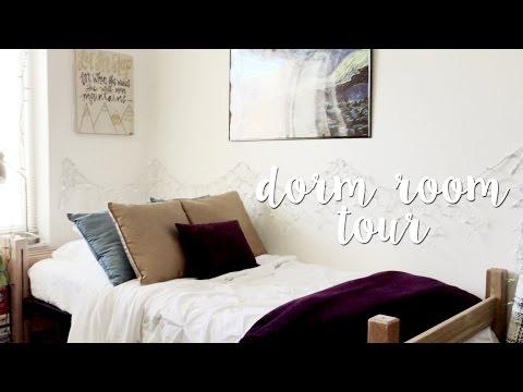 college-dorm-room-tour-2015/2016-|-freshman-year
