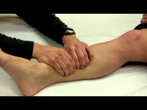 Eversion Ankle Sprains Mov Youtube