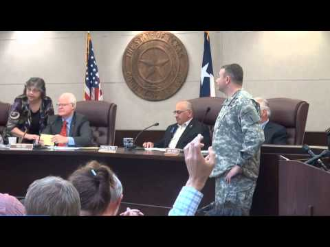 FULL Length: Bastrop, Texas council questions on Jade Helm answered PART 1 - Apr 27 2015