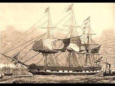 Marco Polo The fastest ship 1852