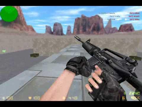 CS:CZ Gameplay With 15 FPS