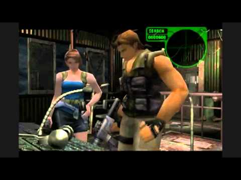 Resident Evil ALL Self Destruct Initiations