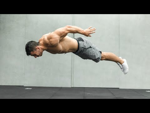 5 BEST explosive push up variations you need to try