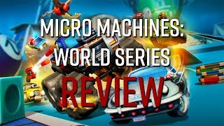 Micro Machines: World Series Review (PS4)