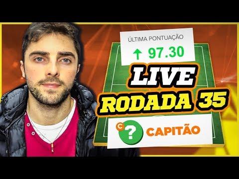 CARTOLA FC #35 RODADA | 97.30 PRA GLORIFICAR
