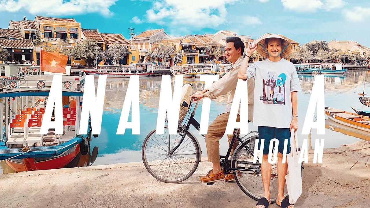 Trải Nghiệm Ẩm Thực Cao Cấp Ở Anantara Hội An – Quang Vinh Passport