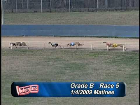 Victoryland 1/4/09 Matinee Race 5
