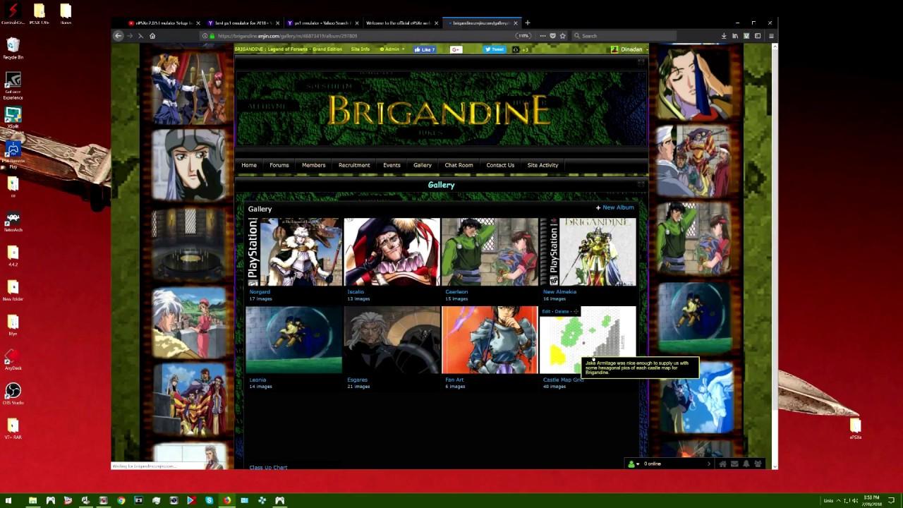 Brigandine grand edition english patch rom archivesprofile.