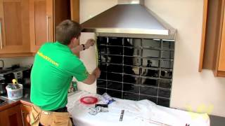 How to Tile a Splashback