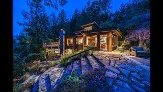 6160 Genoa Bay Road, Maple Bay For Sale - Luxury Ocean View Home