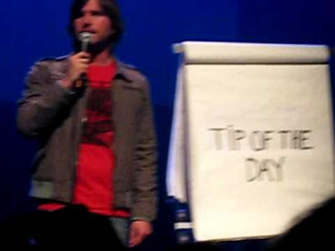 JON LAJOIE LIVE HIGH QUALITY -  How To Make Successful Online Videos