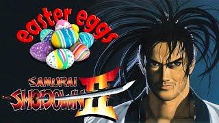 Samurai Shodown 2 - Curiosidades y Secretos - EASTER EGGS