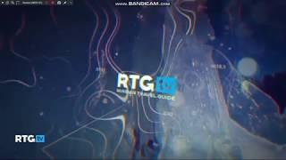 анонсы и заставка на RTG TV (19.01.2019)