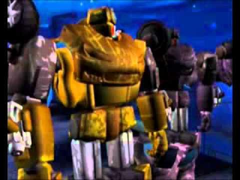 [Sao tv] Robot biến hình tập 2