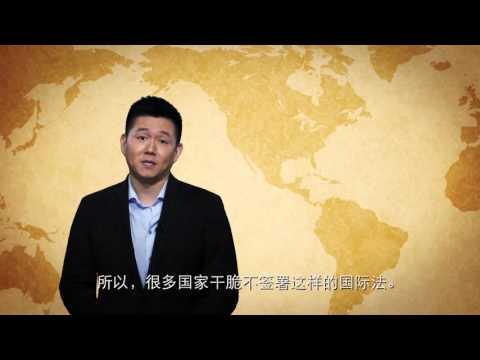 South China Sea: China Breaks International Law?-Chinese Subtitle