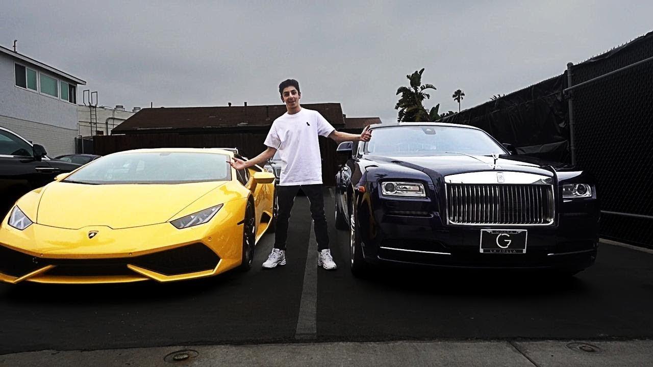 My New Car: CHOOSING MY NEW CAR!! (Lamborghini Or Rolls Royce)
