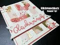 Glückwunschkarte | Schmetterlinge | Stampin' Up! | DIY