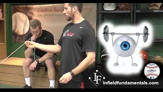 Baseball & Softball Eye Exercises - See the ball better, get better results