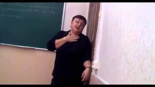 Реакция учителя на опоздание ученика