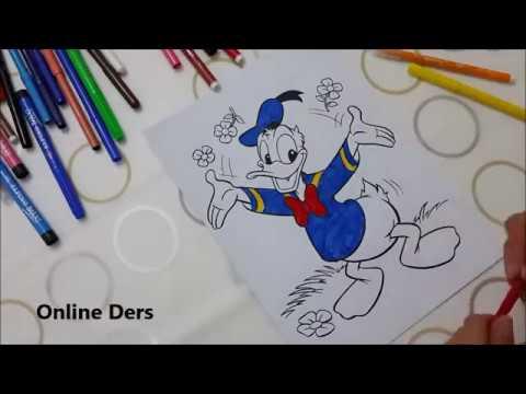 Donald Duck Boyama Youtube