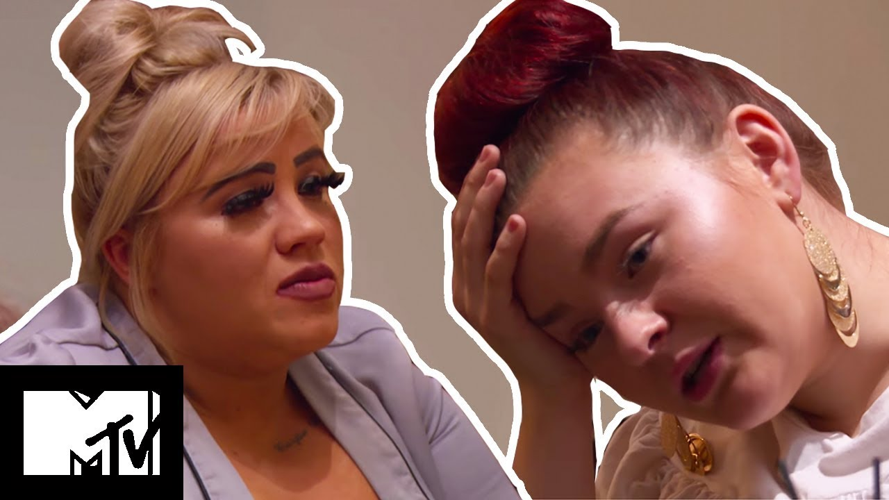 Megan's Heart-To-Heart With Sister Billie Over Dylan Dramz | Teen Mom UK 307
