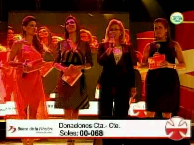 Periodistas de distintos canales se unen por la Teletón 2012 Videos De Viajes
