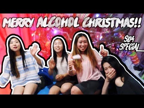 DRUNK FOR CHRISTMAS EN NOUVELLE ZÉLANDE!! // VLOG AUCKLAND #S04 SPECIAL