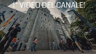 I° VIDEO UFFICIALE!! Castello di Neuschwanstein!(Questo video è il nostro primo video ufficiale del canale! Viaggio in Baviera fino a Fussen per visitare Castello di Neuschwanstein ..., 2016-10-09T23:08:21.000Z)