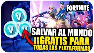 FORTNITE SAVE THE WORLD COMPLETELY FREE!! | OUTPUT DATE *FILTERED* . . . . . . . . . . . . . . . . Gonner
