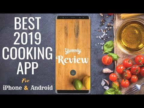Best Cooking App || Yummly Review || 2019 || For IPhone And Android