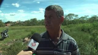 Vereadores cobram solução para esgoto a céu aberto no São Geraldo