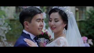 Свадьба Шахмардан Гүлзат . Свадьба Караганда выездная регистрация