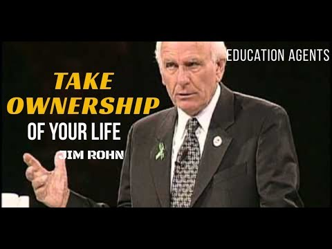 TAKE OWNERSHIP OF YOUR LIFE | JIM ROHN MOTIVATION