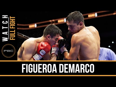 Figueroa vs DeMarco FULL FIGHT: Dec. 12, 2015 - PBC on NBC