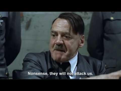 Hitler Vs Khan Original Youtube