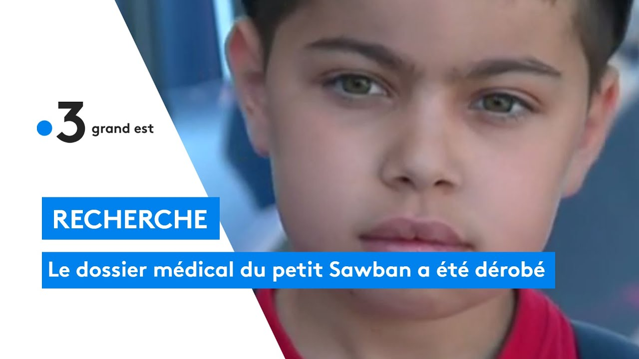 Recherche : le dossier médical du petit Sawban a été dérobé