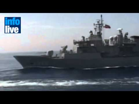 Turkey says Israeli, Cypriot gas drilling illegal