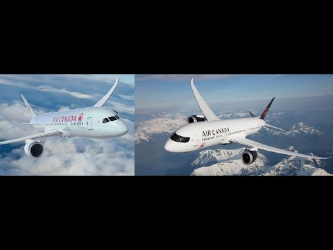 Air Canada 787 Dreamliner- Business Class Vs Premium Economy