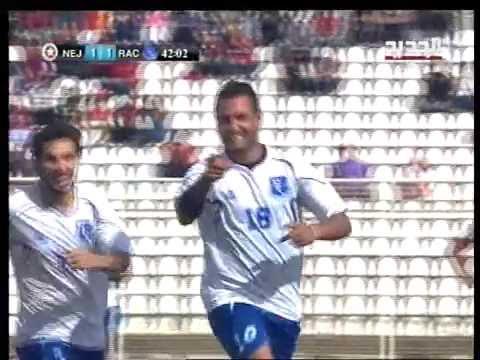 18-05-2014 Racing Club Beirut 4-4 Nejme Paul Rustom Goal