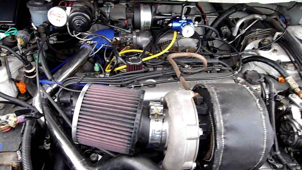 Honda Odyssey Turbo - YouTube